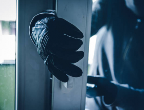 5 Things to Do Immediately If You Get Broken Into