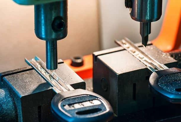 Key cutting